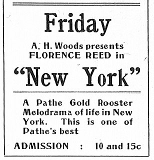 <i>New York</i> (1916 film) 1916 film by George Fitzmaurice