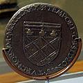 Niccolò fiorentino, medaglia di john kendal, 1484 ca., verso.JPG