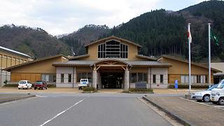 Nichinan, Tottori Town in Japan