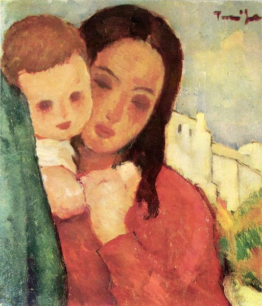 File:Nicolae Tonitza - Mama si copilul.jpg