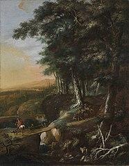 Waldlandschaft (zugeschrieben)