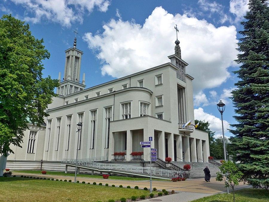 Basilica of the Omni-mediatress of All Glories