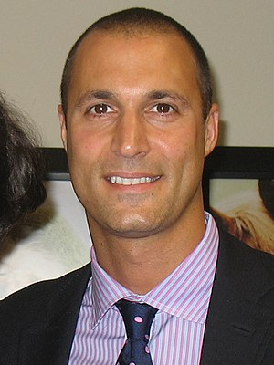 Nigel Barker (photographer) - Nigel Barker in the 2008 The HSUS's Protect Seals event.