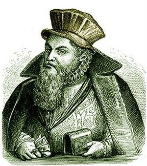 Philipp Nicodemus Frischlin - Nicodemus Frischlin