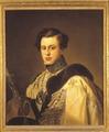 Nils Fredrik Brahe, 1812-1850. Oljemålning på duk - Skoklosters slott - 22014.tif