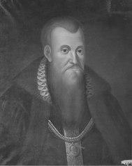 Portrait of Nils Göransson Gyllenstierna
