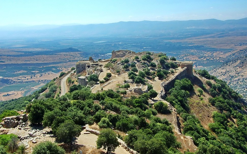 Nimrod Fortress Wallpaper