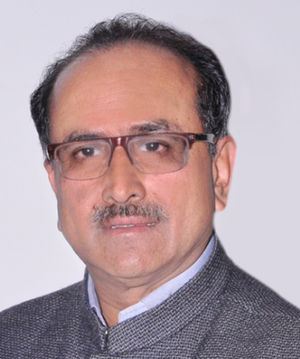 Deputy Chief Minister of Jammu and Kashmir - Image: Nirmal Singh