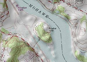 Niska Isle - Map of Niska Isle