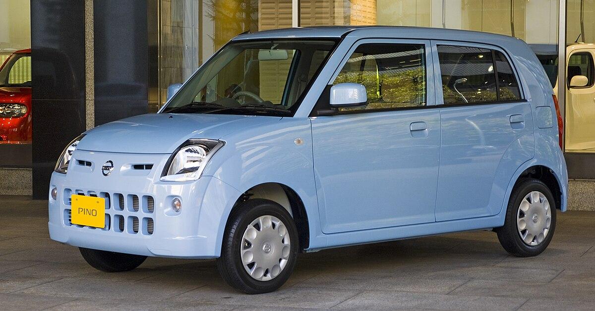 Nissan Pino Wikipedia