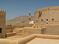 Nizwa fort roof (8728968841).jpg