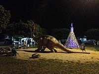 Noite de Natal na Praça de Novo Airão com Jacira Martins - panoramio.jpg