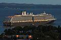 "Noordam (ship, 2006) IMO 9230115; N43°29'55"", E16°25'46""; 2014-09-23, CEST 19h06m13s.jpg"