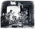 Norske folke- og huldre-eventyr - En Aftenstund i et Proprietærkjøkken 1.jpg