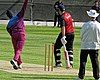 North Middlesex CC v Hampstead CC at Crouch End, Haringey, London 22.jpg