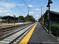 Northbound view, Edgewood MARC station.JPG