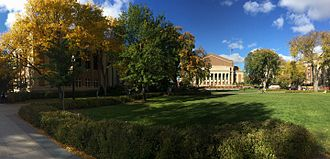 University of Minnesota - Northrop Mall