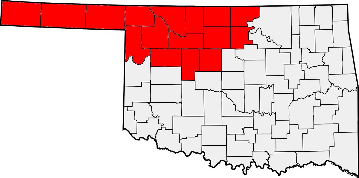 Northwestern Oklahoma Wikipedia