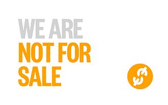Not for Sale (organization) - Not For Sale logo