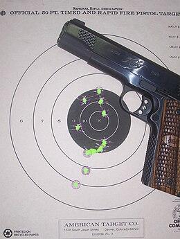 Nra Precision Pistol Wikipedia