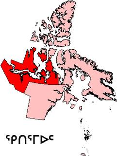 Kitikmeot Region region of Nunavut