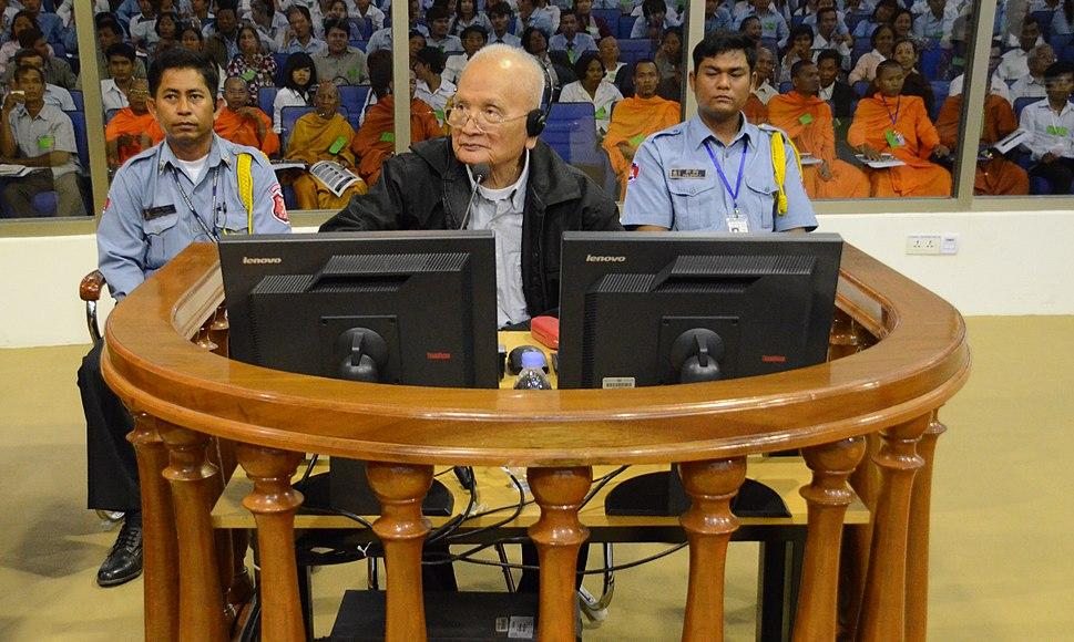 Nuon Chea - 5 December 2011