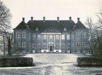 Nysø Manor - Nysø in 1938
