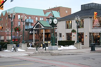 Oakville, Ontario - Downtown Oakville