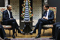 Obama and Rutte talk against backdrop of restored flower pyramid.jpg