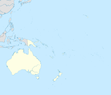 North Island is located in Oceania