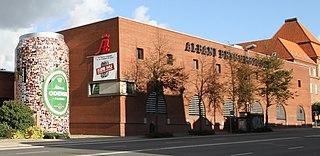 brewery in Odense, Denmark