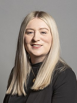 Official portrait of Amy Callaghan MP crop 2.jpg