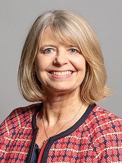 Harriett Baldwin British Conservative politician