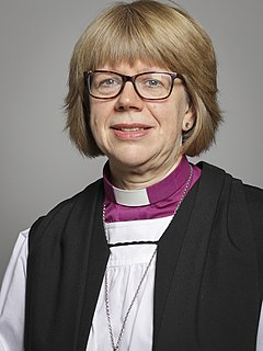 Sarah Mullally Bishop of London