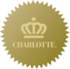 Official seal of Charlotte