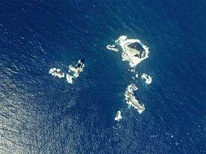 Ōnohara Islands - Image: Ohnoharajima mlit 1978