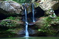 Old-mans-cave-upper-waterfalls - West Virginia - ForestWander.jpg