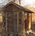 Old Shed at Mystic Hot Springs dyeclan.com - panoramio.jpg