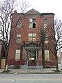 Old Southwestern District Police Station, 200-206 S. Calhoun Street, Baltimore, MD 21223 (32822201592).jpg