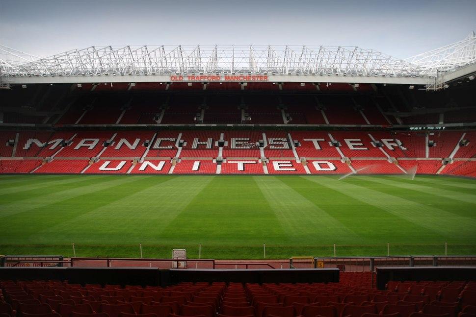 Old Trafford inside 20060726 1