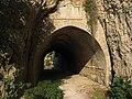 Old ottoman tunnel in the mountain of Chekka - panoramio.jpg