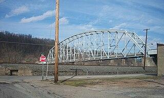 Brownsville Bridge bridge in United States of America