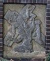 Olfen Monument Nr 03.11 Kreuzweg Station 11 Detail.jpg