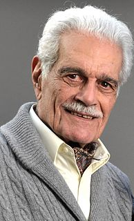 Omar Sharif Egyptian actor
