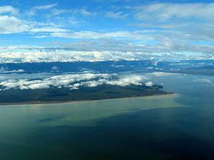 Williston Lake - Image: Ominica Arm, Williston Lake (274287741)