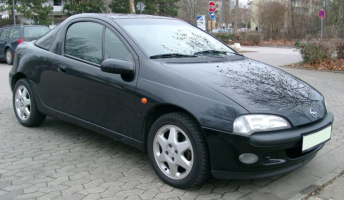 opel tigra wikipedia. Black Bedroom Furniture Sets. Home Design Ideas