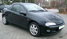 Opel Tigra front 20071212