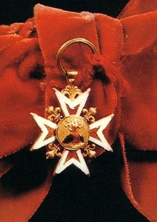 honorary French order established in 1608