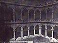Oriola, claustre del Col·legi de Sant Doménec (santo Domingo). 1870, J. Laurent.jpg