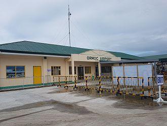 Ormoc - Ormoc Airport